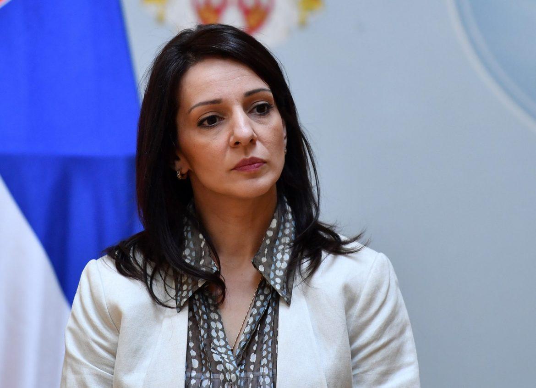 Marinika Tepić podnela krivičnu prijavu protiv Zagorke Dolovac zbog nepostupanja