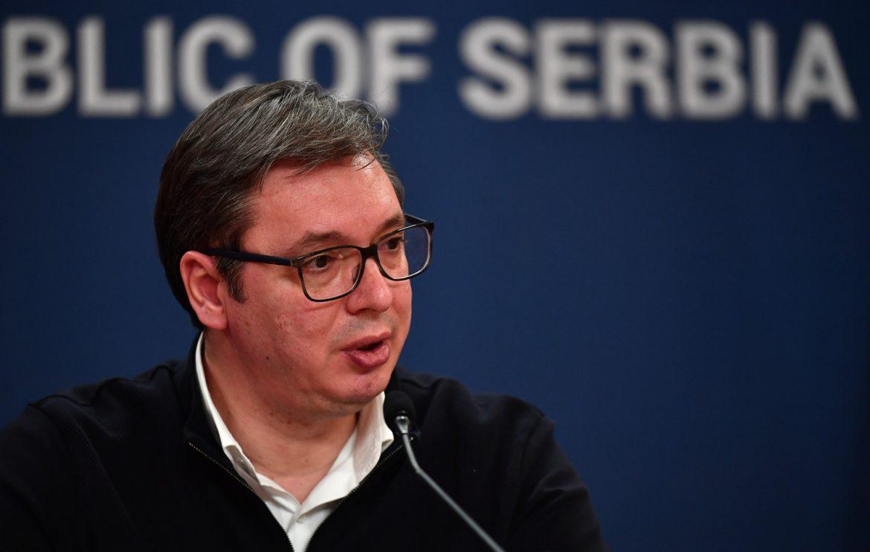 Vučić: Nema priznanja Kosova dok sam ja predsednik