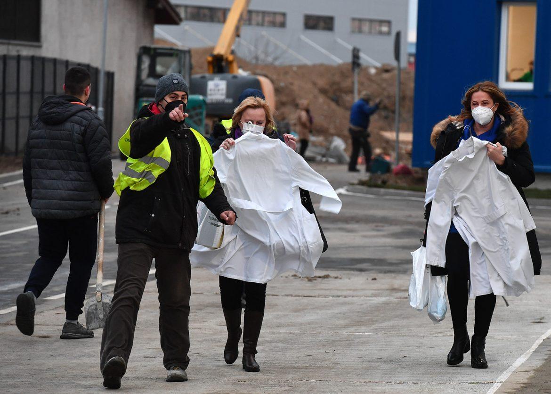 U Srbiji umrlo 58, zaraženo 5.809 osoba