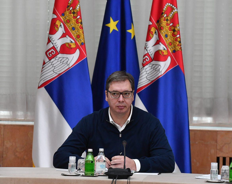 Vučić: Nove količine vakcine 4. januara