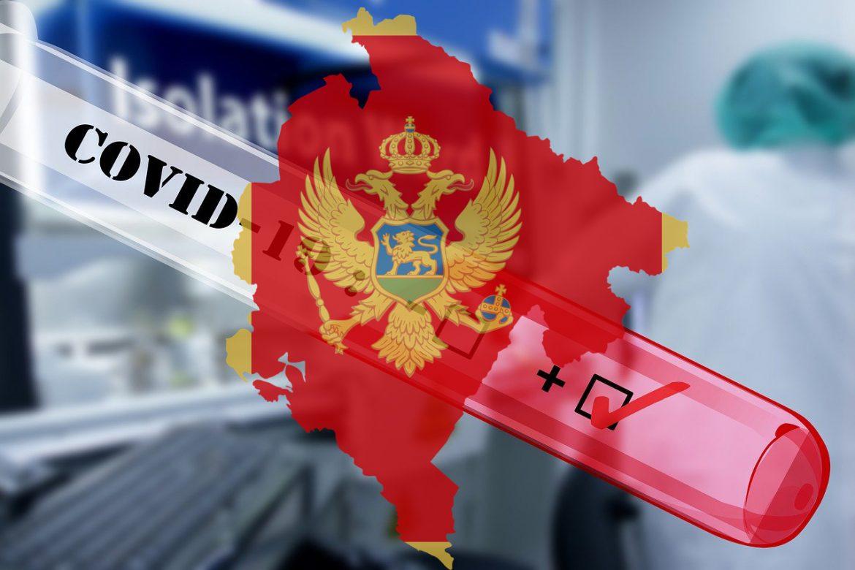 Crna Gora: Novozaražena 381 osoba