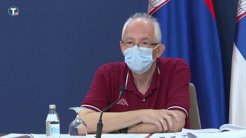 Kon: Verovatan blagi porast broja zaraženih posle Nove godine