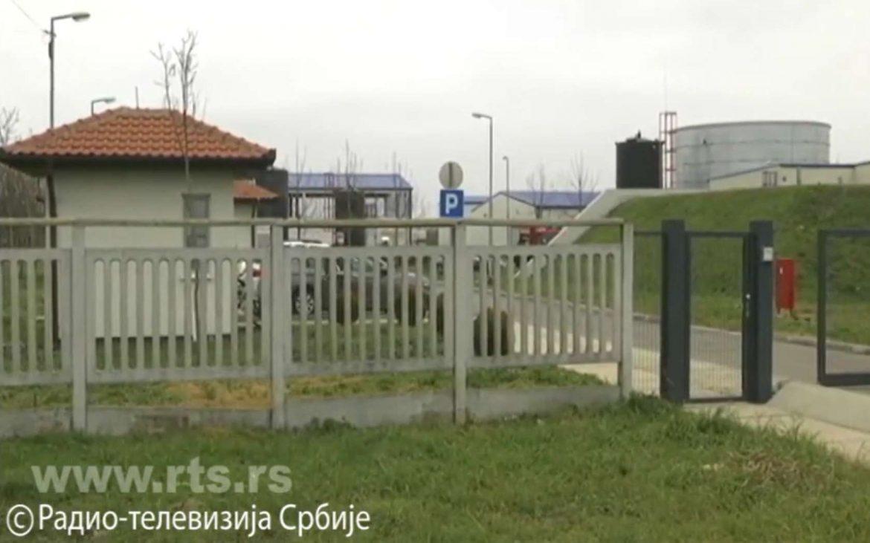Povređena dva radnika u Zrenjaninu