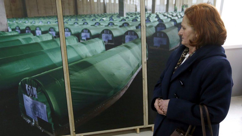 Holandija: Odšteta za Srebrenicu