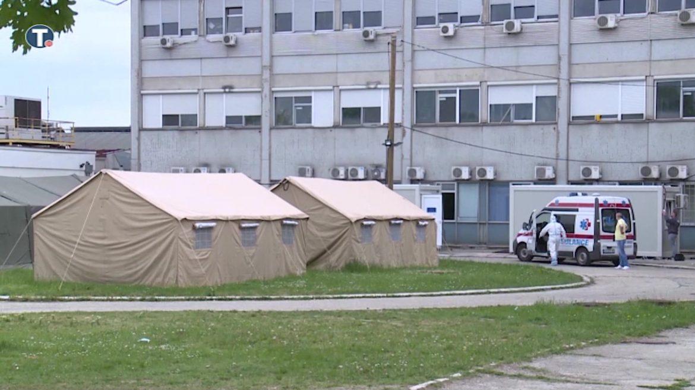 Kragujevac: Još 230 zaraženih osoba