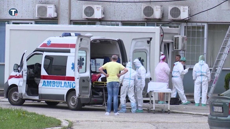 Kragujevac: Zaraženo još 285 osoba