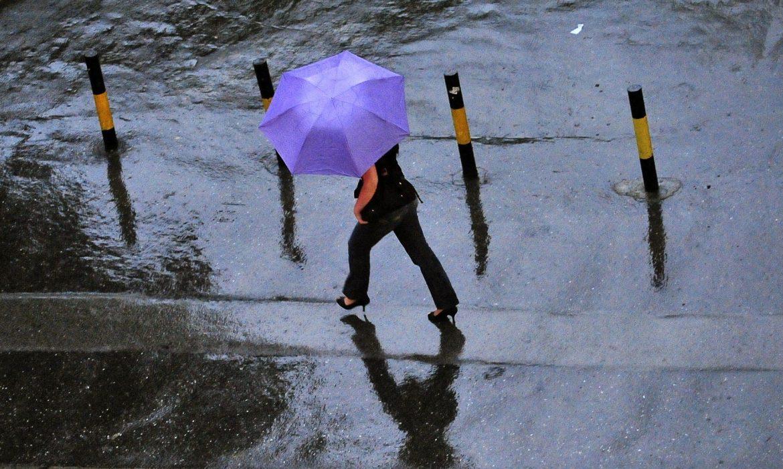 Vreme: U Srbiji danas oblačno i toplo, mestimično sa kišom
