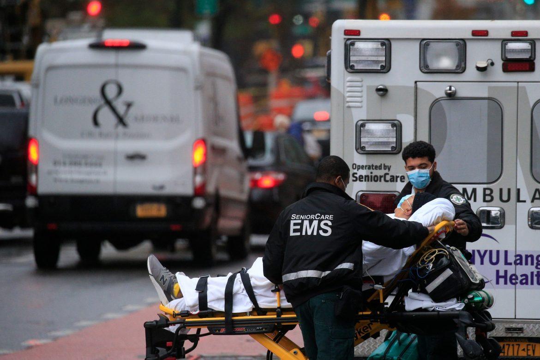 SZO: Epidemiološka situacija u SAD šokantna