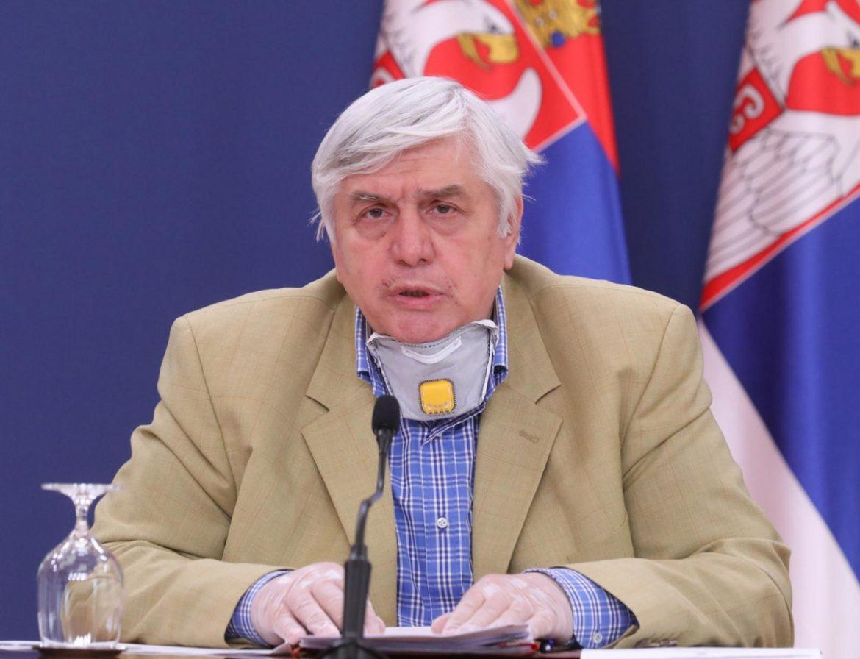 Tiodorović: Smirivanje situacije tek za Božić