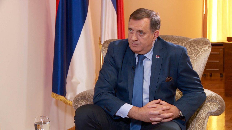 Milorad Dodik u bolnici