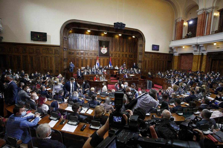 Skupština o budžetu 8. decembra
