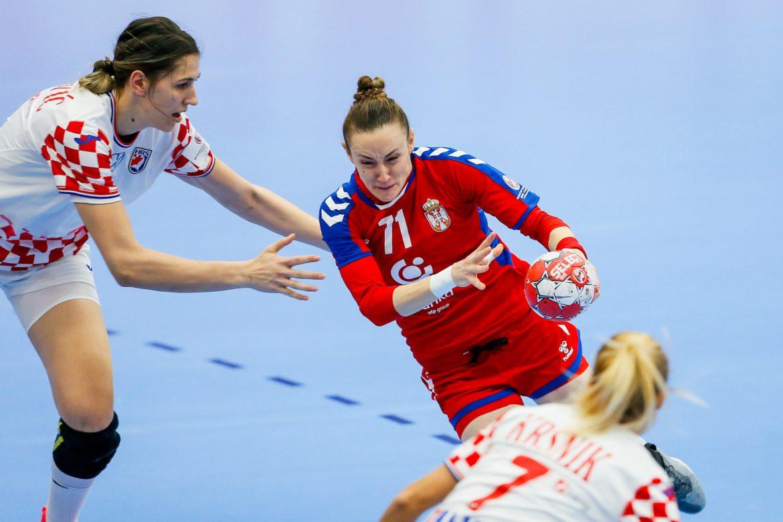 Pobeda ženske reprezentacije Hrvatske u rukometu