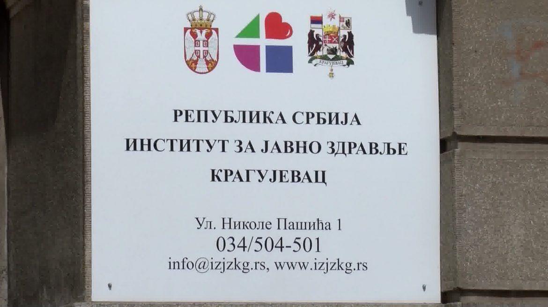 Kragujevac: Još 132 osobe zaražene korona virusom
