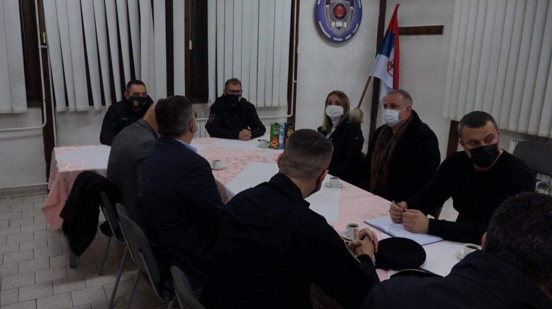 Vulin: Od petka u Novom Pazaru angažovana i žandarmerija