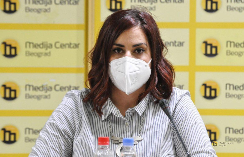 Ivana Prokić: Policijski čas za doček