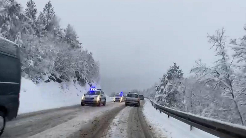 Crna Gora: Na Žabljaku 95 centimetara snijega
