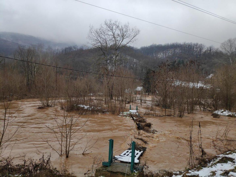 Reke na jugu Srbije se povlače u korita