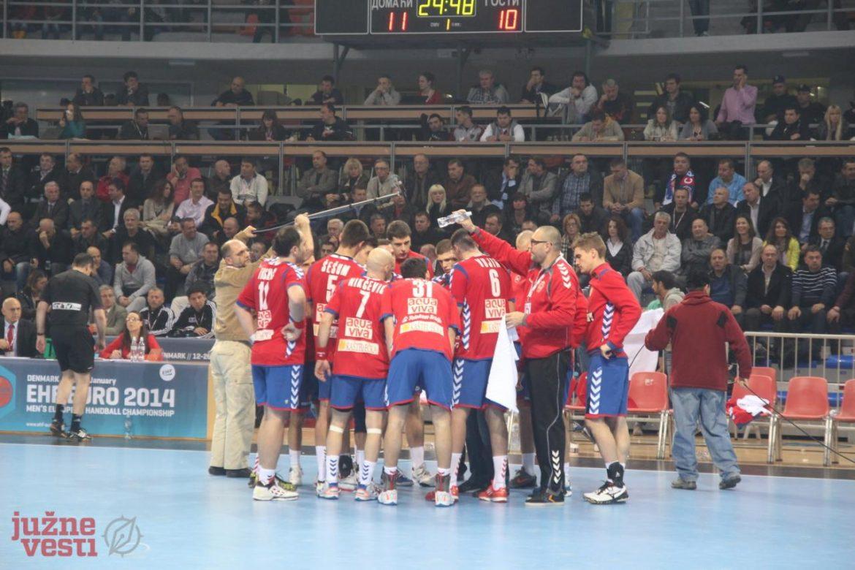 Pobeda rukometaša Srbije