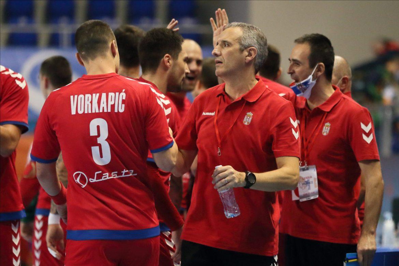 Rukometnoj reprezentaciji Srbije bod u Francuskoj