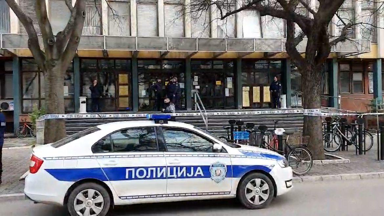 Evakuisana zgrada suda u Novom Sadu zbog dojave o bombi