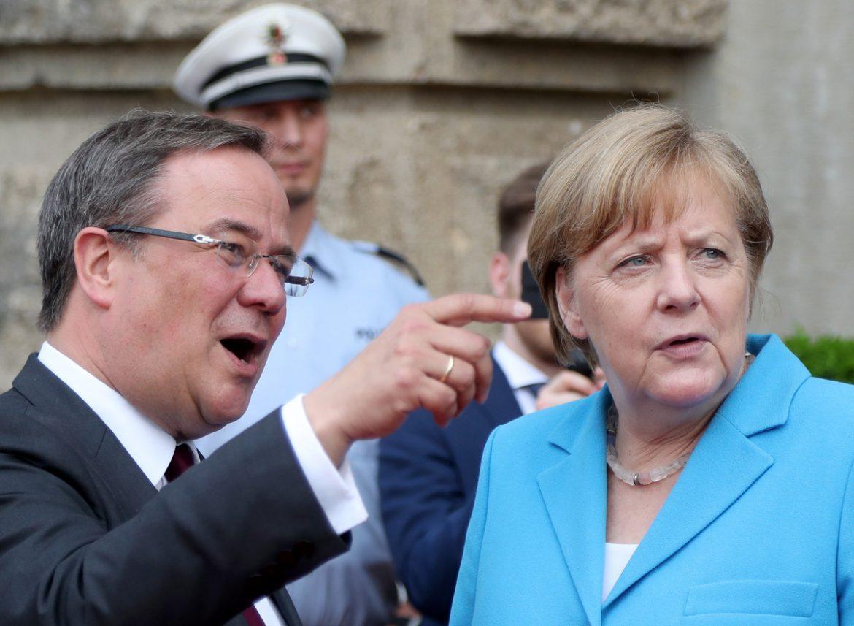 Armin Lašet na čelu najveće nemačke partije