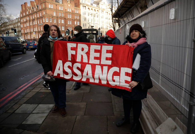Odbijen zahtev Džulijana Asanža za slobodu
