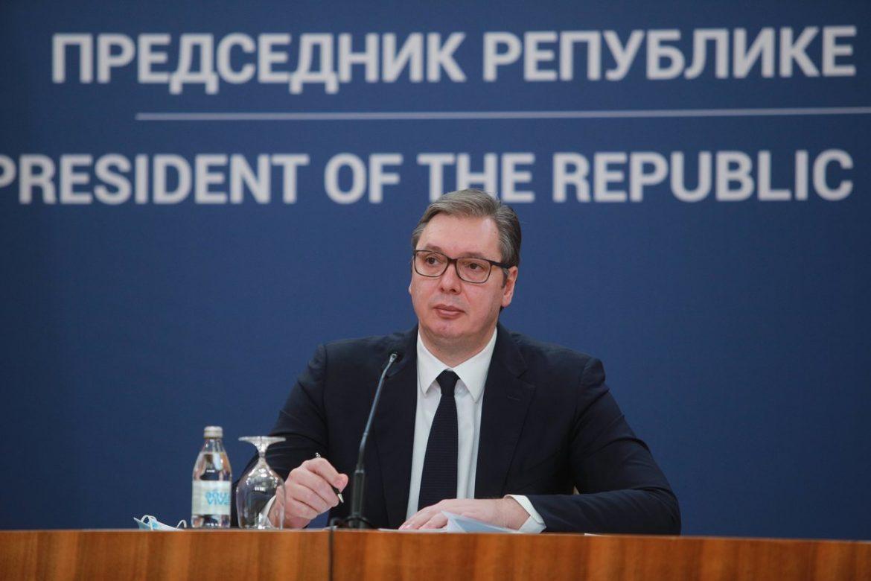 Vučić: Novi soj virusa stigao u Srbiju