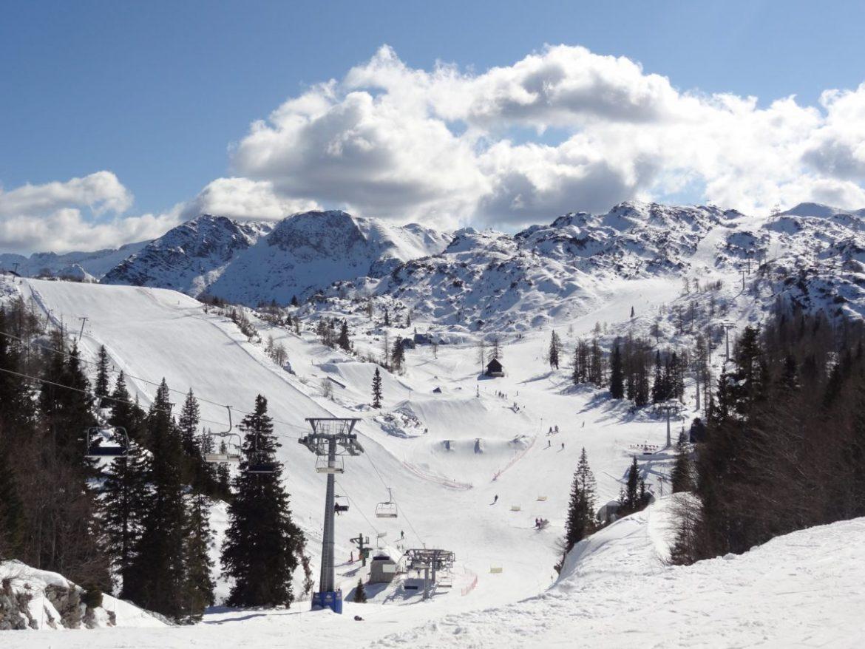 U Sloveniji otvorena skijališta