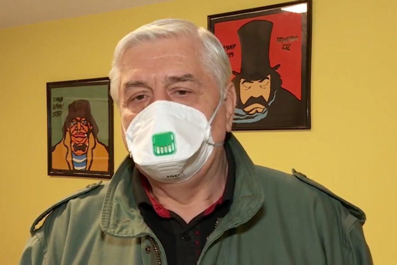 Tiodorović: Novi soj virusa stigao u Srbiju 31. decembra