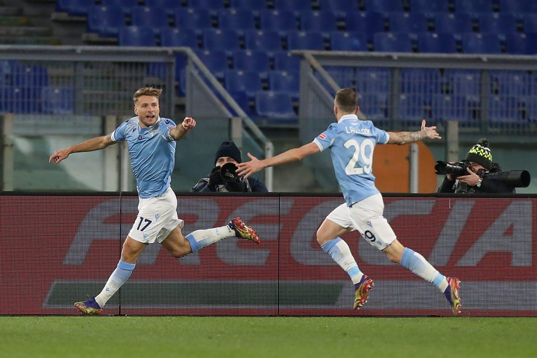 Fudbaleri Lacija pobedili Romu