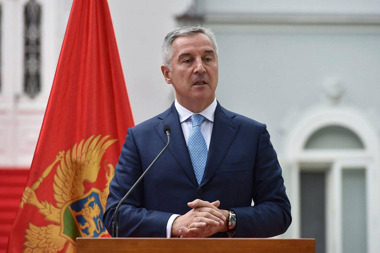 Djukanović odbio da potpiše ukaz o opozivu ambasadora