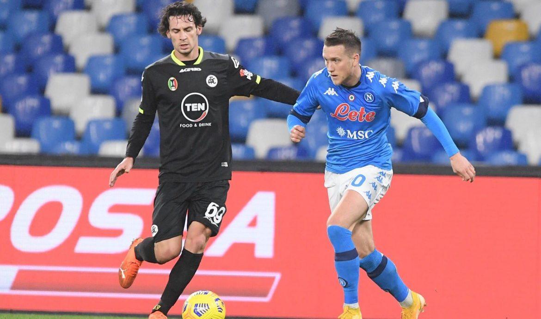Napoli u polufinalu Kupa Italije
