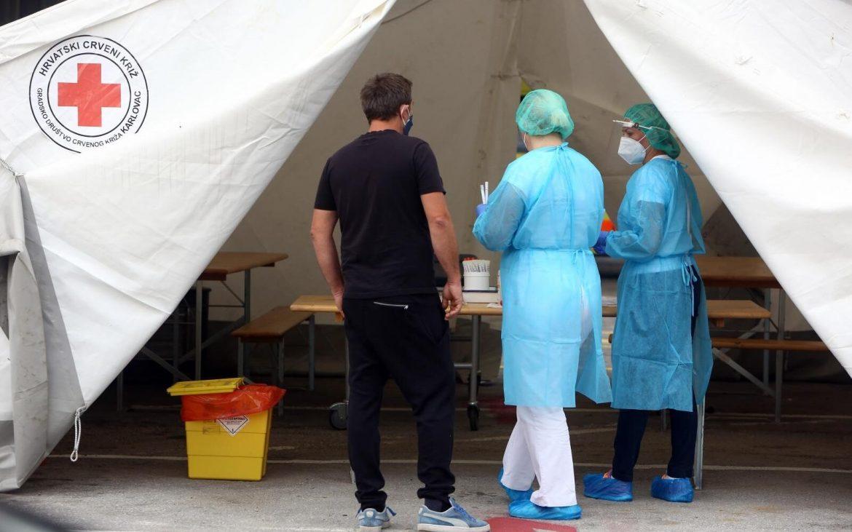 U Hrvatskoj 8.226 novih slučajeva zaraze korona virusom