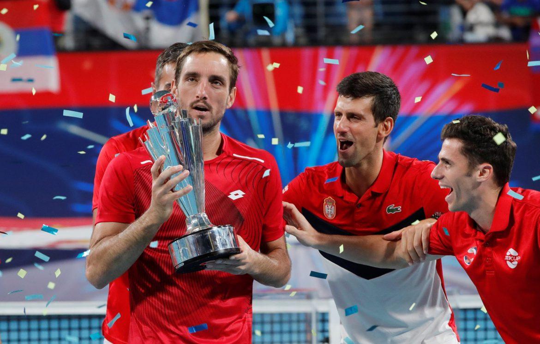ATP Kup: Srbija u grupi sa Nemačkom i Kanadom