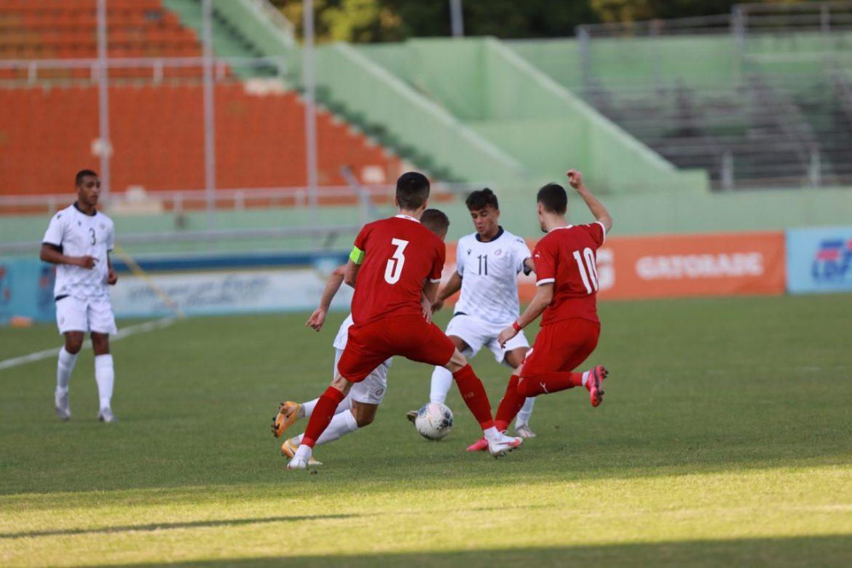 Reprezentacija Srbije bez golova sa Dominikanskom Republikom
