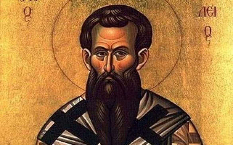 Danas je Sveti Vasilije Veliki