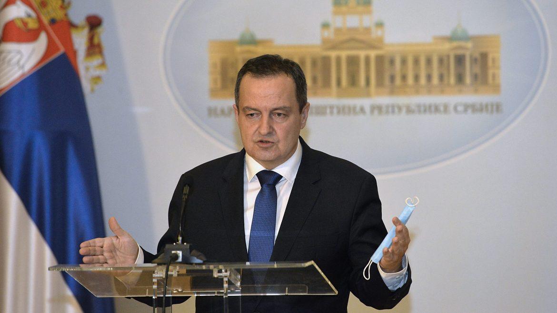 Dačić: Svi treba da učestvuju u dijalogu vlasti i opozicije