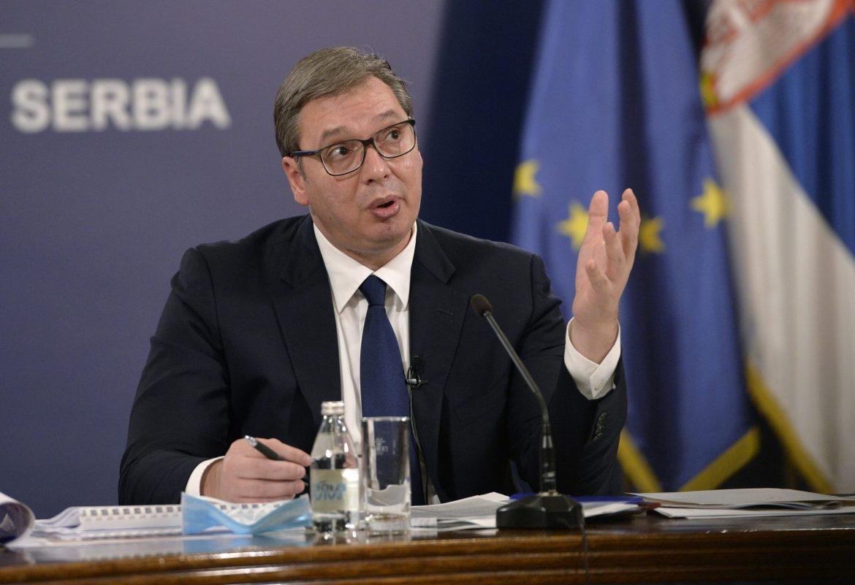 Vučić o Jovanjici: Spreman da se ponižavam i idem na poligraf