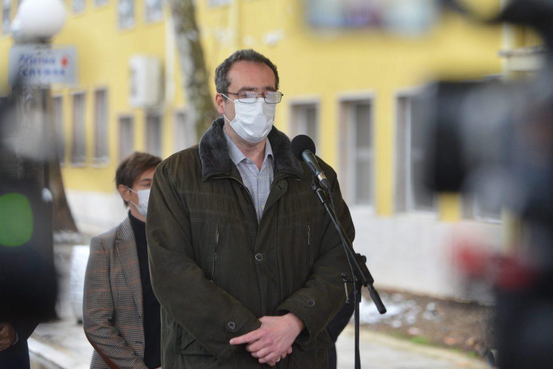 Janković: Virus i dalje ima potencijal da zarazi veliki broj ljudi