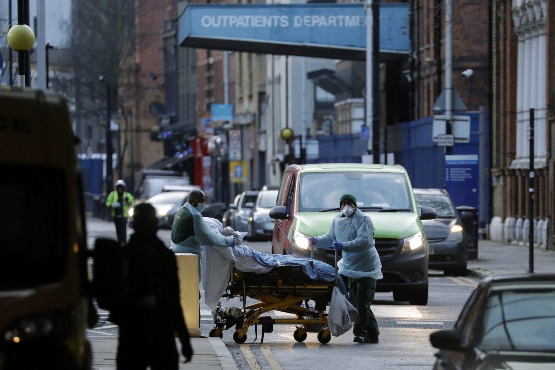 U Britaniji najveća smrtnost posle Drugog svetskog rata