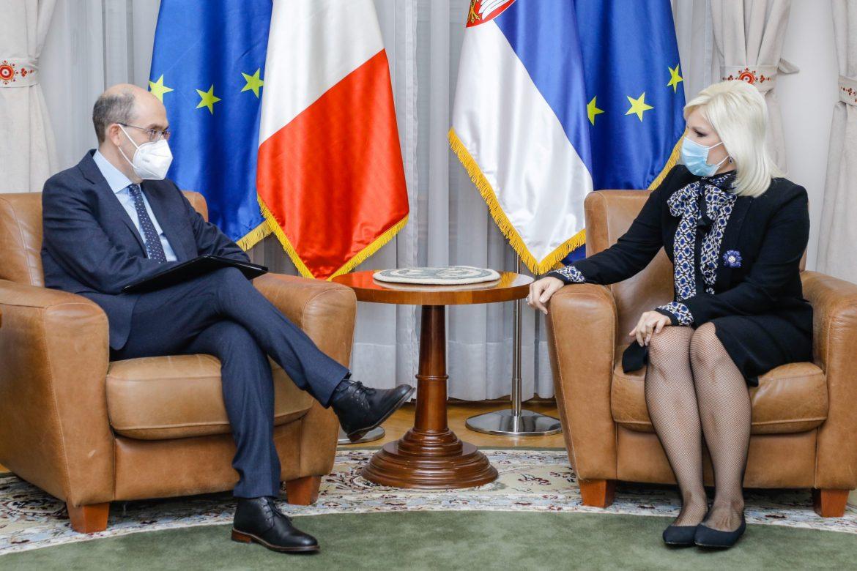 Mihajlović: Cilj Srbije energetska stabilnost u svim sektorima
