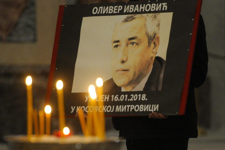 Obeležena godišnjica od ubistva Olivera Ivanović