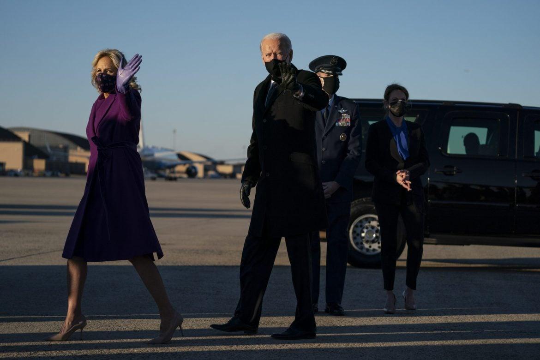 SAD: Prvo predsedničko putovanje