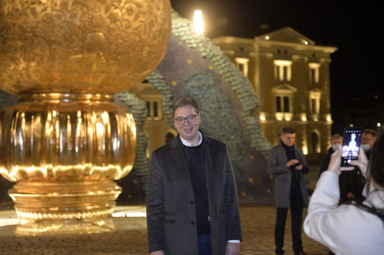 Vučić: Srbija četvrta u Evropi po stopi vakcinacije