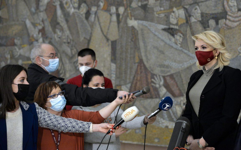Kisić: Nema popuštanja mera, Krizni štab jednoglasan