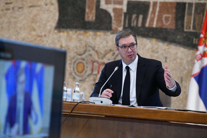 Pokrenut predistražni postupak o prisluškivanju Vučića