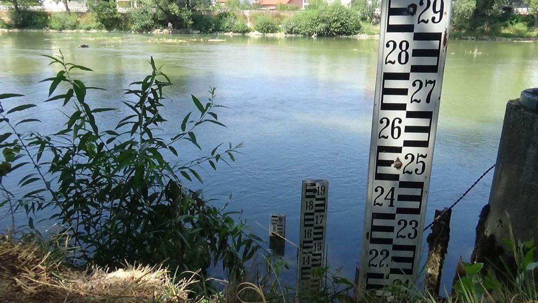 Vodostaji na Dunavu i Velikoj Moravi u blagom opadanju