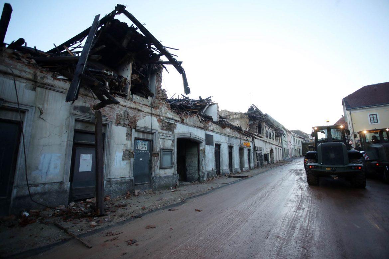 Hrvatska: Proglašena katastrofa