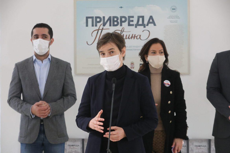 Brnabić: Strateški partner za Fabriku stakla u Paraćinu je prioritet za Vladu