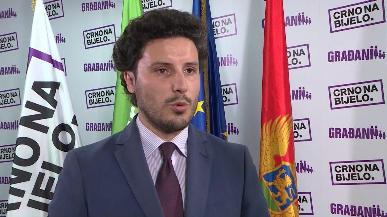 Abazović saslušan o pretnjama koje su mu upućene preko društvenih mreža